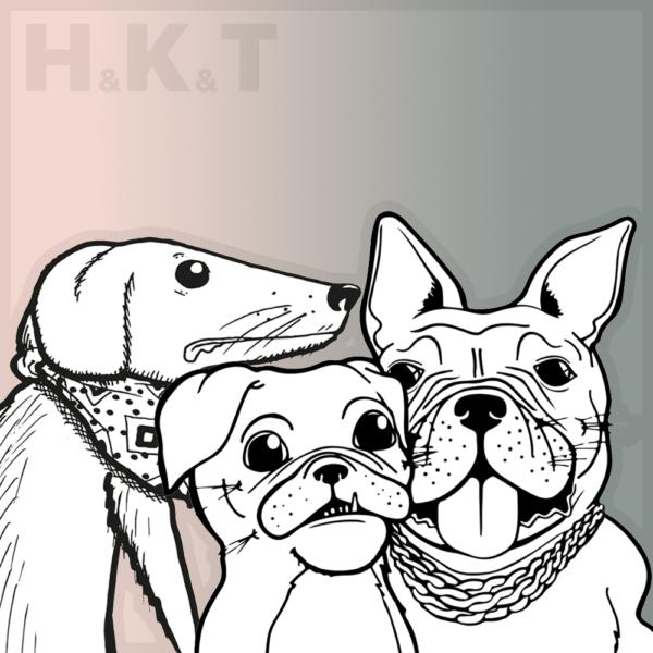 Hugo, Kaya & Tito
